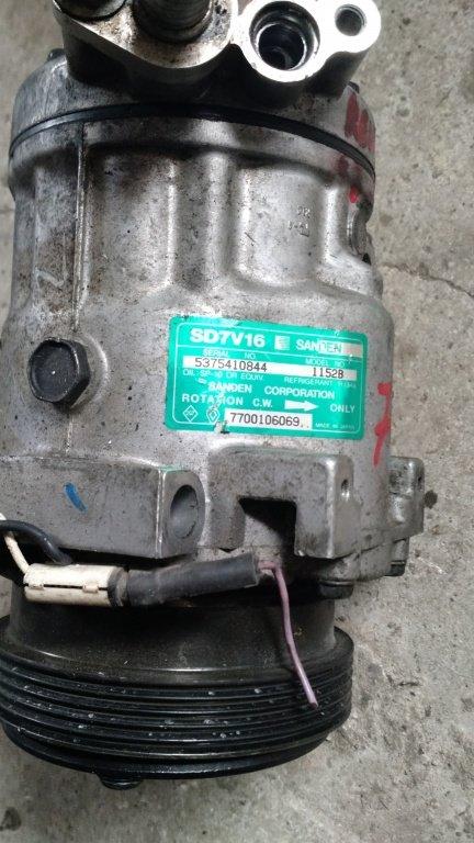 Compresor AC pentru Renault Clio/Twingo/Kangoo-1152B