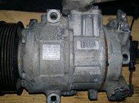 Compresor ac polo 9n ibiza cordoba fabia motorizari 1.2 benz 1.4benz 1.4d 1.9d 2002-2009