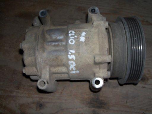 Compresor AC Renault Clio 1.5 DCI