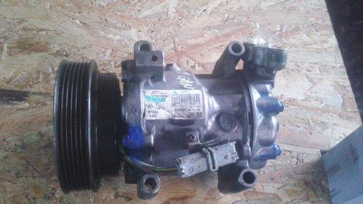 Compresor AC Renault Clio/ Megane COD: R134A 1452 /stare buna de functionare