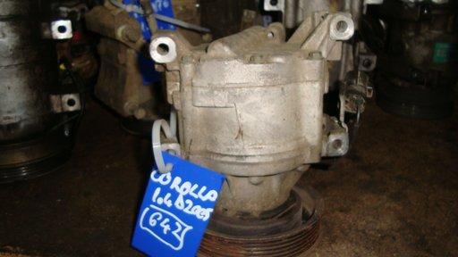 Compresor Ac Toyota Corolla 1.4 D4D an 2005 marca Denso 06C447260-7961