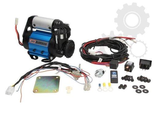 Compresor aer off road - portabil - nou - 12 v