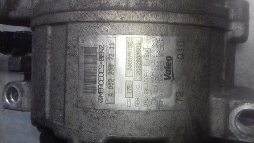 Compresor clima AC Mercedes Sprinter 2.2 W906 euro