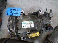 Compresor clima Citroen,Peugeot 1.4 hdi, 1,6 hdi cod 9678656080