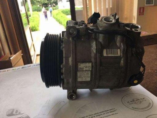 Compresor clima original mercedes ML, R class, GL benzina