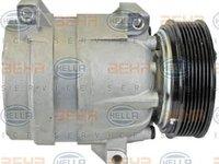 Compresor climatizare RENAULT MEGANE/MASTER/SCENIC HARRISON V5 - OEM-VALEO: 699143|VAL699143 - Cod intern: W02244350 + Cadou - spray pentru dezinfectare sistemul de climatizare, marca MOJE AUTO!