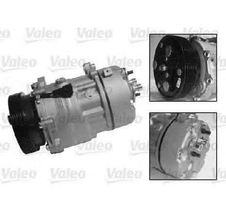 Compresor, climatizare VW CADDY II COMBI ( 9K9B ) 11/1995 - 01/2004 - producator VALEO 813700 - 305393 - Piesa Noua