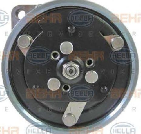 Compresor, climatizare VW CADDY II COMBI ( 9K9B ) 11/1995 - 01/2004 - producator HELLA 8FK 351 127-331 - 305393 - Piesa Noua