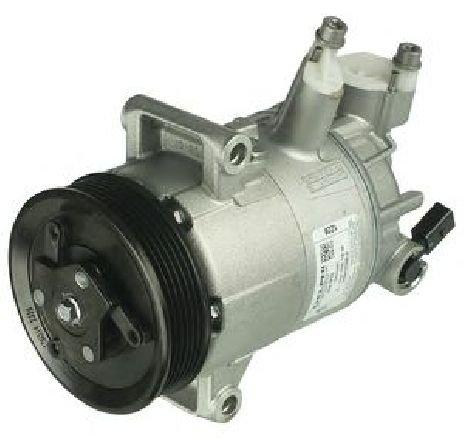 Compresor, climatizare VW NEW BEETLE CABRIOLET ( 1Y7 ) 09/2002 - 10/2010 - producator DELPHI TSP0155997 - 304957 - Piesa Noua