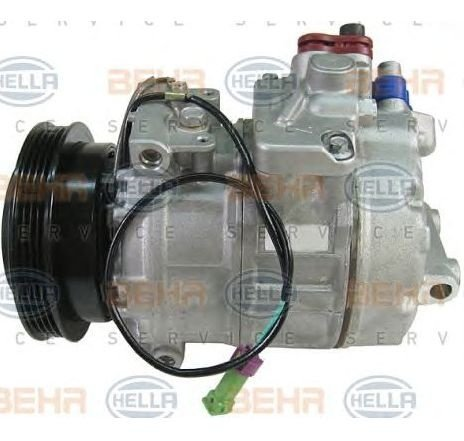 Compresor, climatizare VW PASSAT Variant (3B5) 1.6 06/1997 - 11/2000 - producator HELLA cod produs 8FK 351 126-981