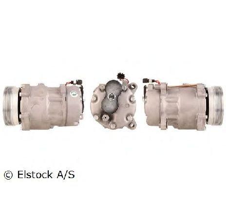 Compresor, climatizare VW POLO Variant (6KV5) 1.8 05/1997 - 09/2001 - producator ELSTOCK cod produs 51-0003