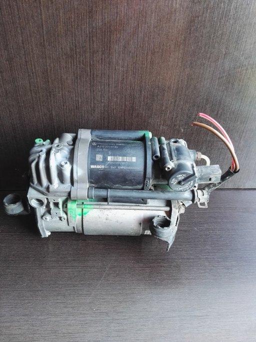 Compresor perne aer suspensie pentru Mercedes E cl