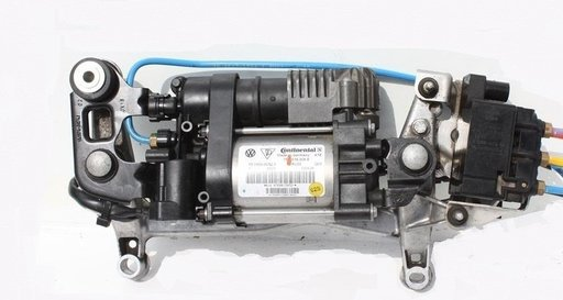 Compresor Suspensie Aer VW Touareg 7P OE:7L0698007D,7L0698007E