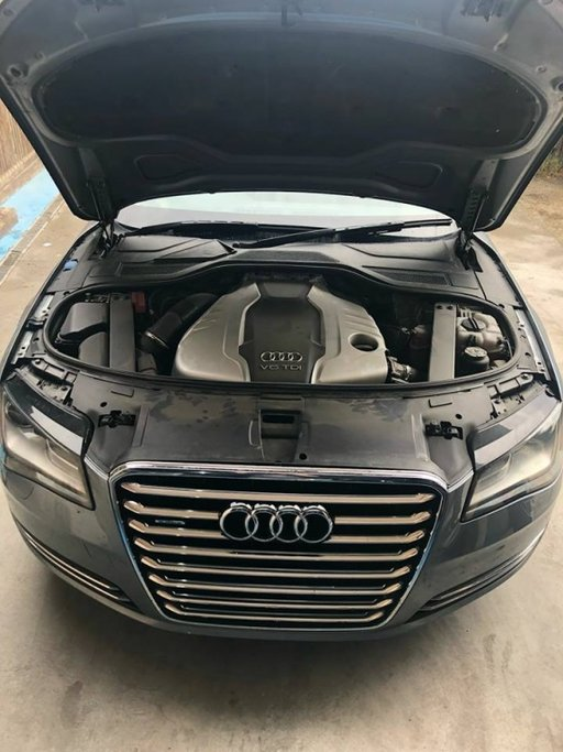 Compresor suspensie perna aer Audi A8 4H 3.0 TDI 2012