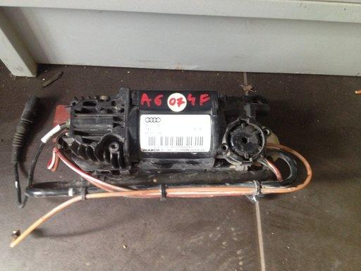 Compresor suspensii audi a6 4f 2007