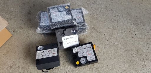 Compresor umflat roti 12V VW AUDI SKODA SEAT