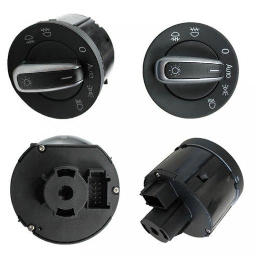 Comutator lumini cu functia Auto Volkswagen Golf 5 Passat B6 Jetta