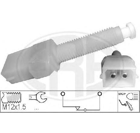 Comutator lumini frana AUDI A6 ( 4B2, C5 ) 01/1997 - 01/2005 - producator ERA 330327 - 301891 - Piesa Noua
