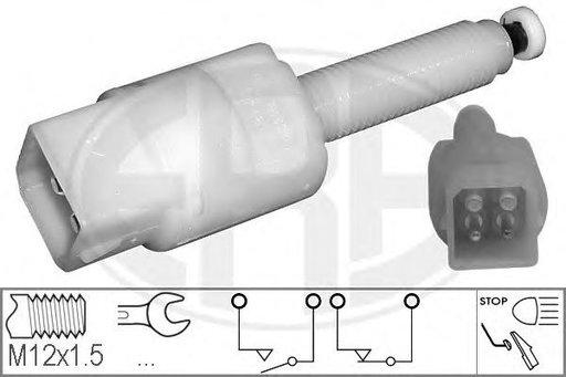 Comutator lumini frana AUDI A6 - OEM: ED STMS31 - Cod intern: W02761503