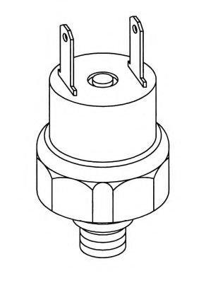 Comutator presiune, aer conditionat MERCEDES S-CLASS (W126) (1979 - 1991) NRF 38914 - piesa NOUA