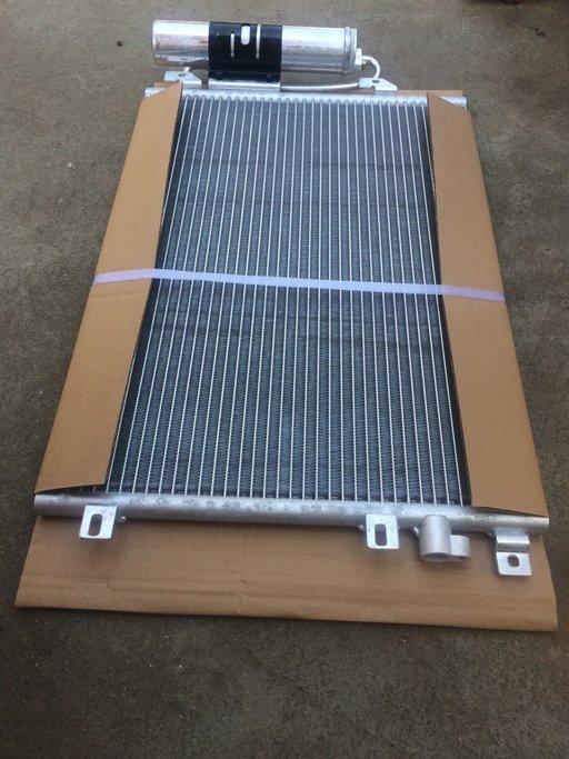 Condensator climatizare Dacia Logan Sandero 1.4/ 1.6 6001550660 breckner , radiator clima AC