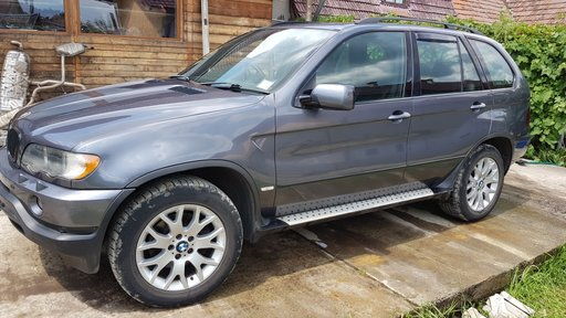 Conducta ac bmw x5 e53 an 2003 3.0d