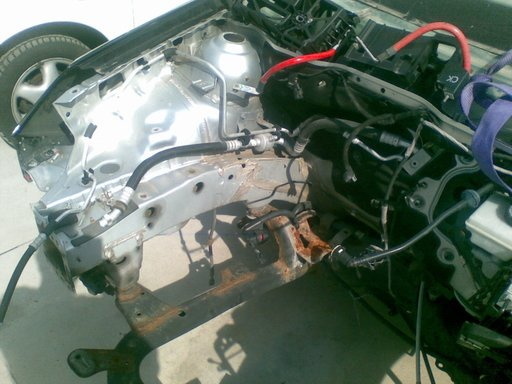Conducta aer conditionat A/C Opel Astra H