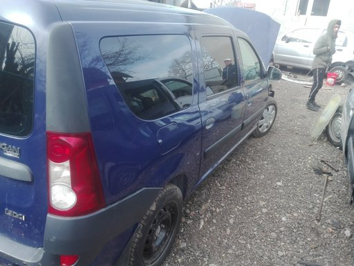 Conducta. Frana roata. (Dacia LOGAN( Euro 4 )DIESEL 1.5 break 7 locuri. An 2010