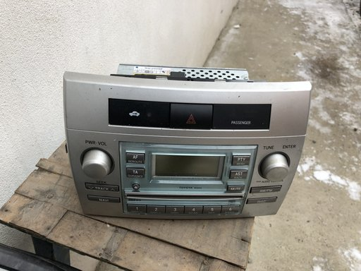 Consola CD Player Toyota Corolla Verso 2008
