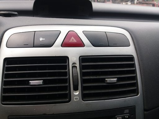 Consola centrala Peugeot 307