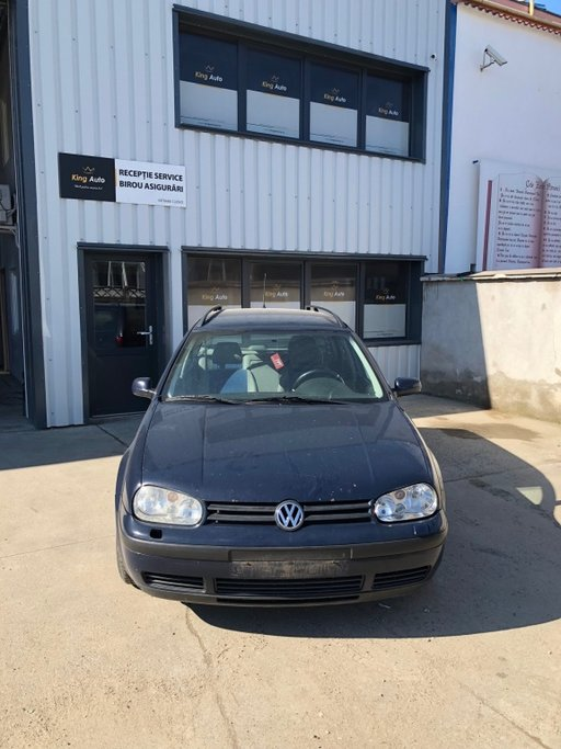 Consola centrala VW Golf 4 2001 Break 1.6
