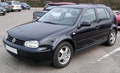 Contact VW Golf 4 1.9 TDI 90 CP an 2000