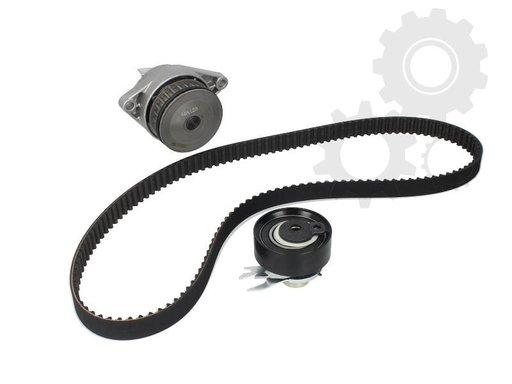 Contitech kit distributie cu pompa de apa pt seat, skoda, vw, motorizari 1.6