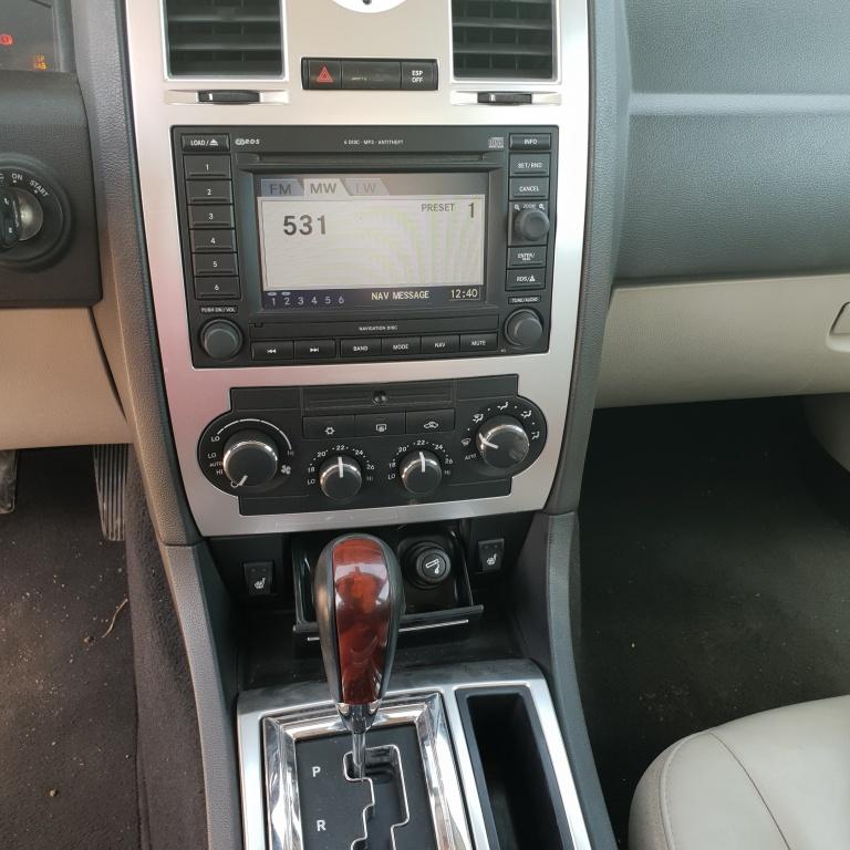 Convertizor cutie automata Chrysler 300C 2007 4 usi 3500 benzina