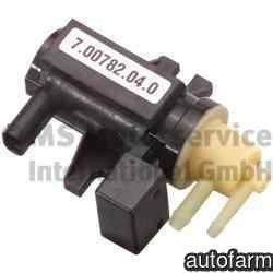 Convertor presiune, esapament SMART FORTWO Cabrio (450) Producator PIERBURG 7.00782.04.0