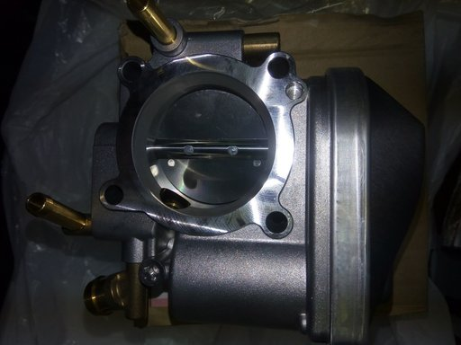 Corp clapeta acceleratie OPEL ASTRA H 1.6 benzina XEP,R
