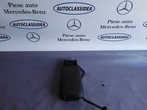 Cotiera Mercedes C class W203 NEGRU