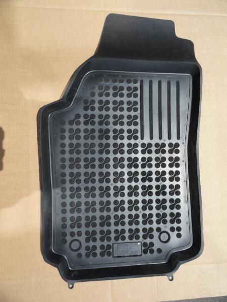 Covoare interior cauciuc - negru - AUDI 100 - 1982-2004