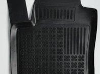 Covoare interior cauciuc - negru - Covoare/Covorase/Presuri interior auto HYUNDAI i20 dupa 2007