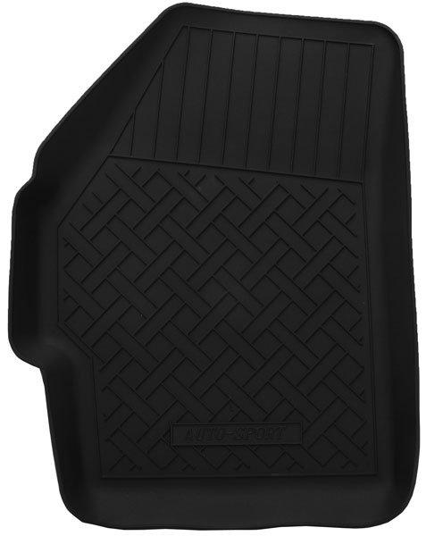 Covoare interior cauciuc negru - mb95 - DAEWOO MATIZ