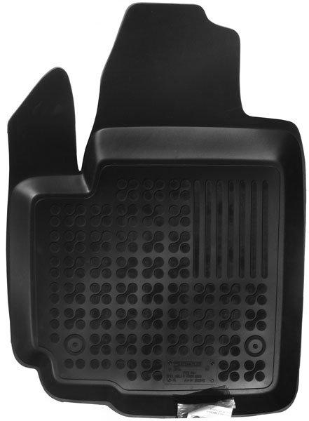 Covoare interior cauciuc - negru - mb95 - OPEL AGILA II dupa 2008