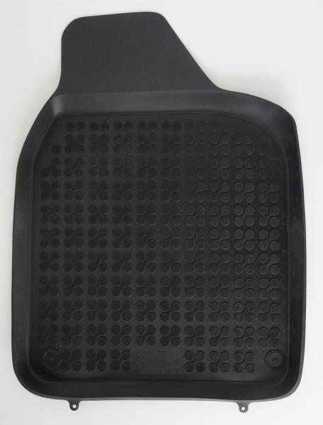 Covoare interior cauciuc - negru - mb95 - SEAT ALHAMBRA 7 locuri 1995-04/2006
