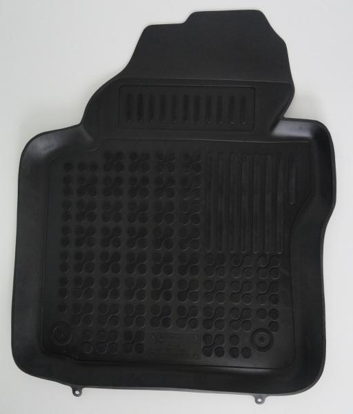 Covoare interior cauciuc - negru - mb95 - VW CADDY 2 locuri dupa 11/2003