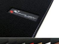 Covorase mocheta/velur Premium-Exclusiv Audi A6 C6-4F (2006-2011) - LOGO *Germania
