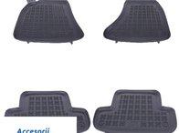 Covorase Presuri Auto Negru din Cauciuc AUDI A5 Cabrio Coupe 2007+