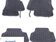 Covorase Presuri Auto Negru SEAT Leon III 2013+, Leon ST 2014+