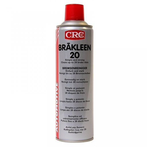 Crc Spray Curatat Frana Brakeleen 20 500ML