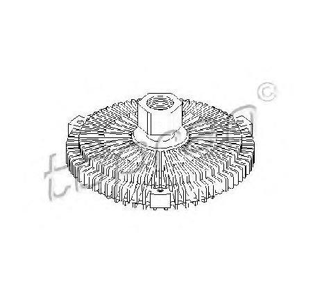 Cupla, ventilator radiator BMW X5 ( E53 ) 05/2000