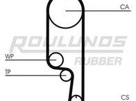 Curea De Distributie - ROULUNDS RUBBER - RR1121