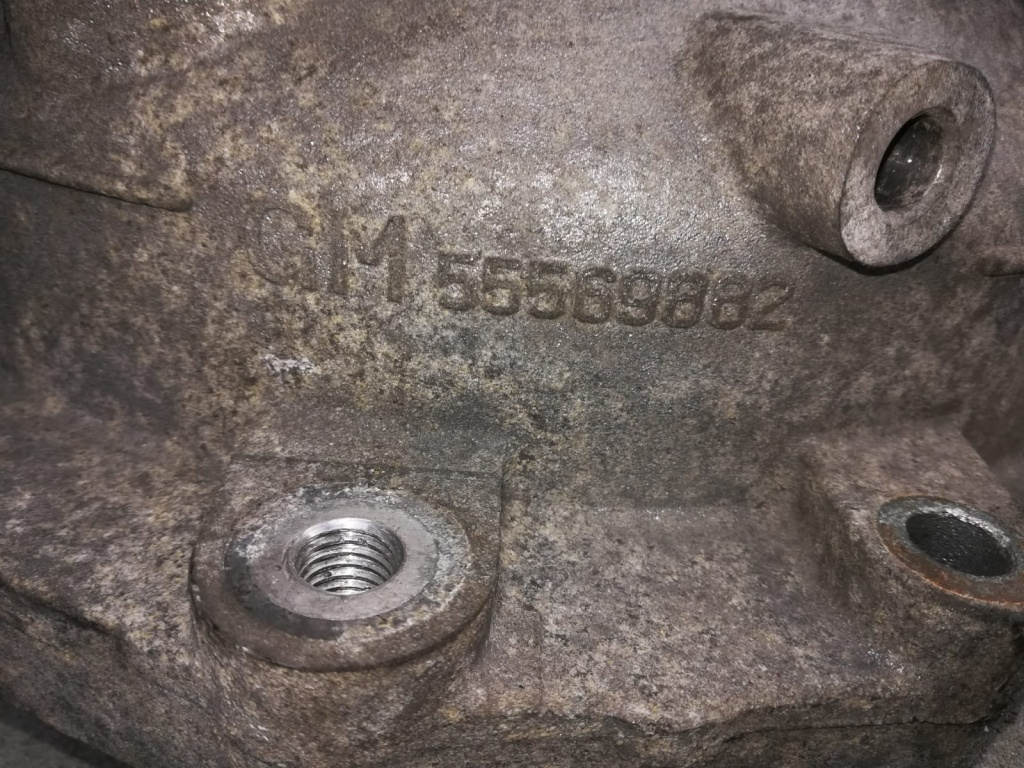Cutie de viteza Opel Insignia 2.0 6 trepte cod 55569882